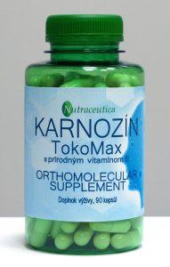 Karnozín TokoMax kapsuly