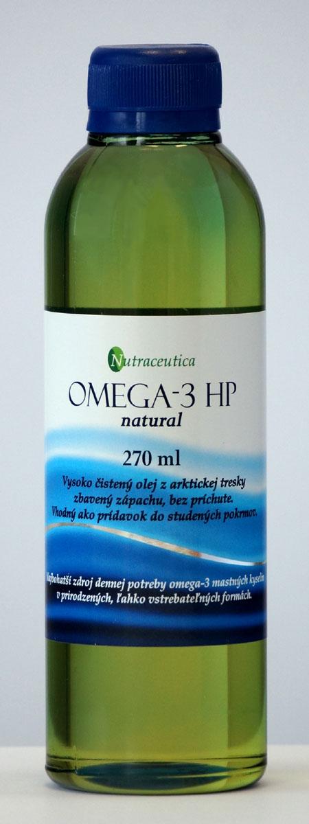 Omega-3 HP natural prírodný rybí olej